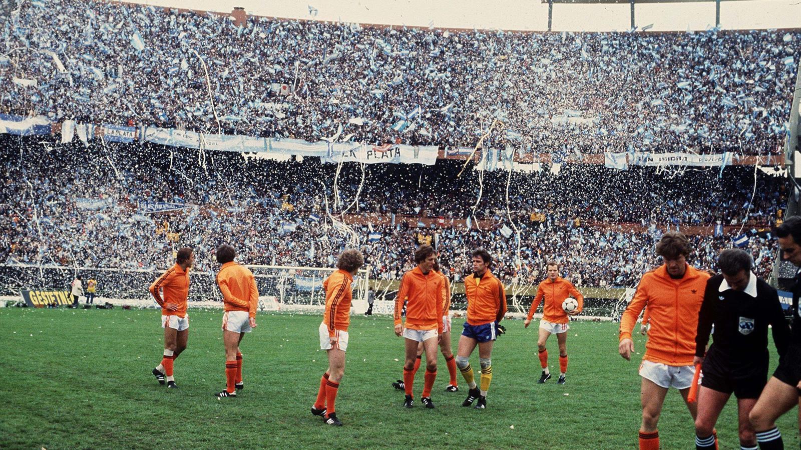 Coupe du monde 1978 la r tro victoire de l 39 argentine en - Finale coupe du monde 1978 ...