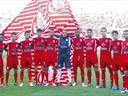 الوداد يتشبث بصدارة الدوري المغربي بفوزه الرابع على التوالي