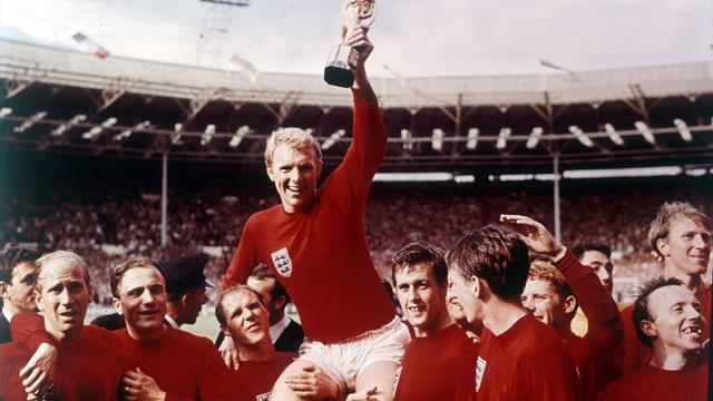 Rétro 1966 : l'Angleterre s'impose dans la contestation
