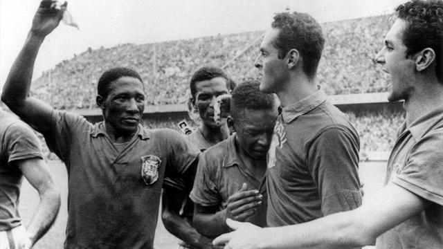 Rétro 1958 : Le Brésil décroche sa première étoile