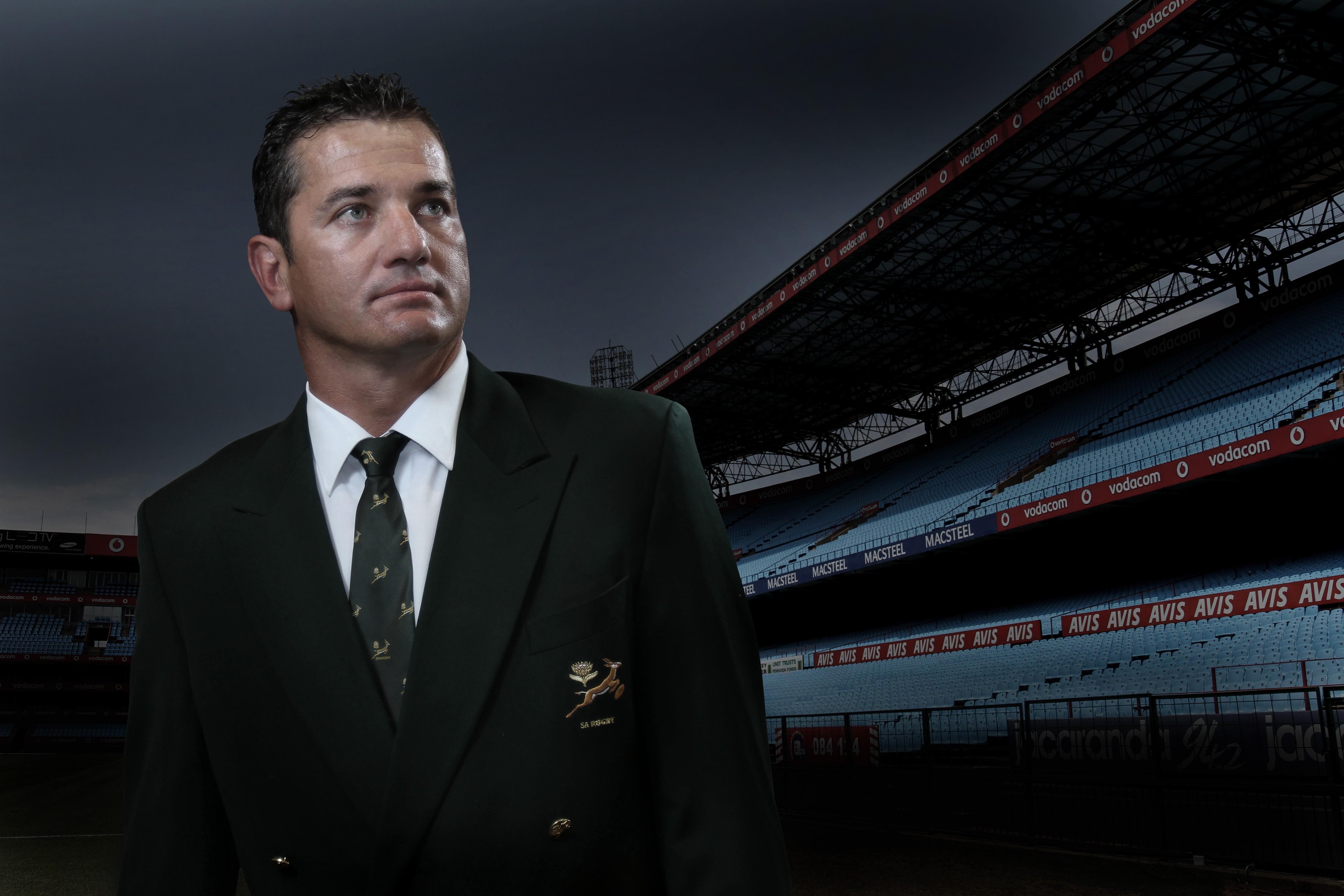 Joost Van Der Westhuizen  - afrique du sud - 2011