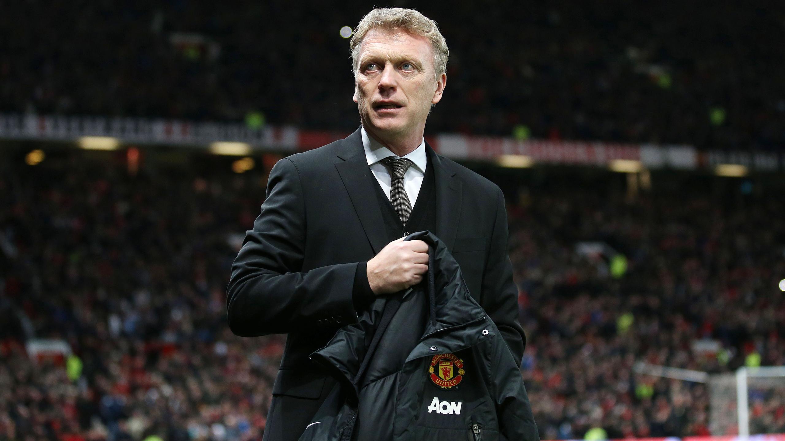 Manchester United : Ailleurs, David Moyes aurait été viré