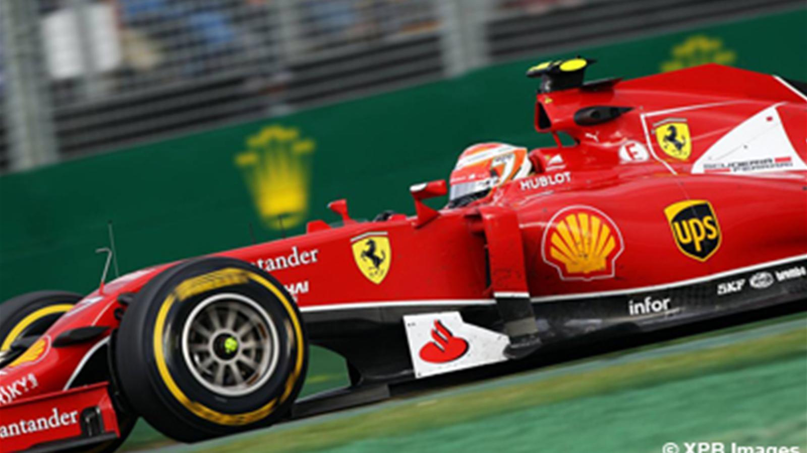 Ferrari manque de vitesse de pointe grand prix d 39 australie 2014 formule 1 eurosport - Formule vitesse de coupe ...