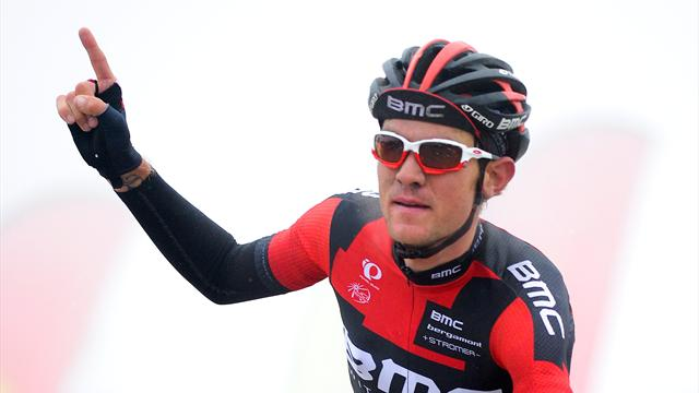 Van Garderen wins stage four, Rodriguez retains overall lead