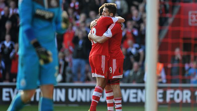 Rodriguez bags brace as Southampton thrash Newcastle