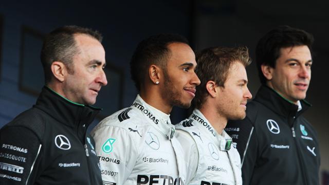 Mercedes: Rules change talk 'absurd'