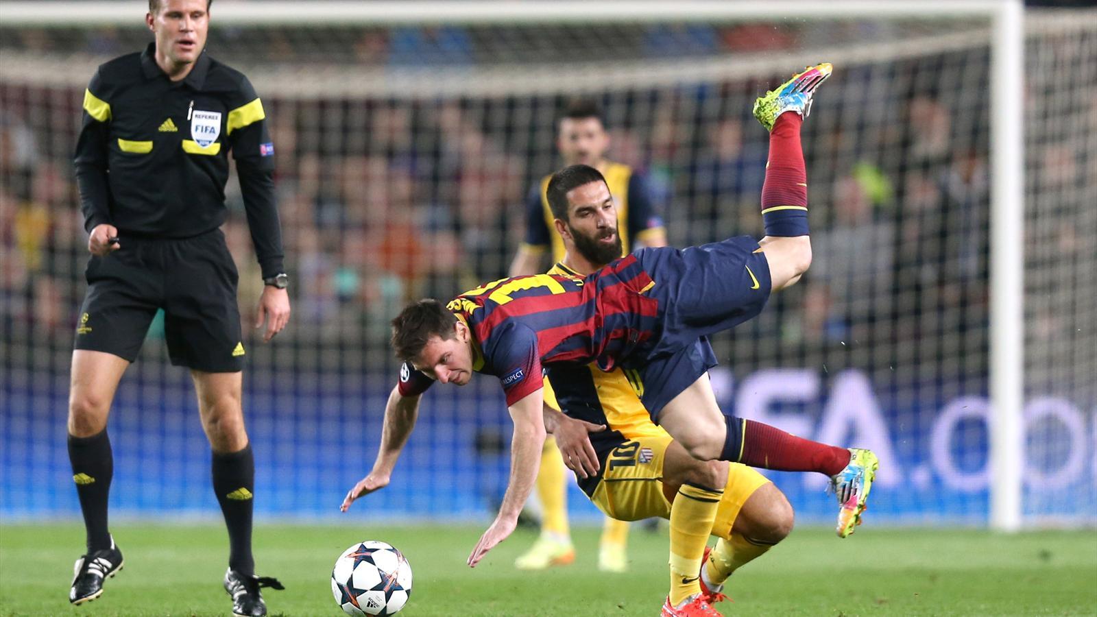 Arda Turan Lega Tak Lagi Harus Hadapi Barcelona