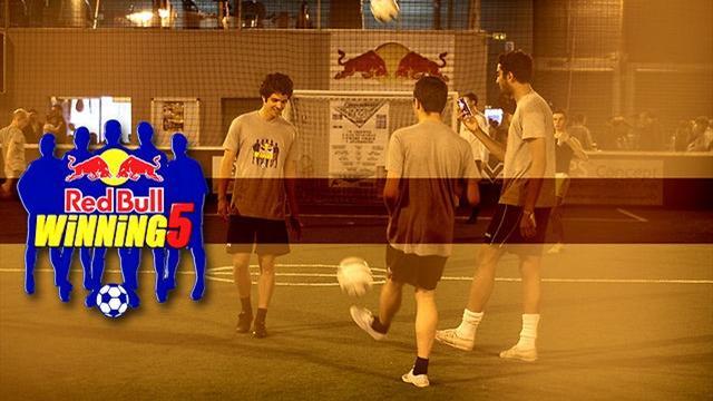 Red Bull'un sokak futbolu turnuvası başlıyor!