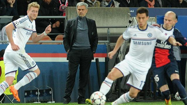 Achetez-moi un vrai numéro 9 : le message de Mourinho à ses dirigeants
