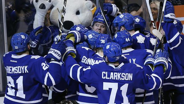 Wild, Canadiens, Maple Leafs all on the winners list - Highlights of Tuesday's NHL games