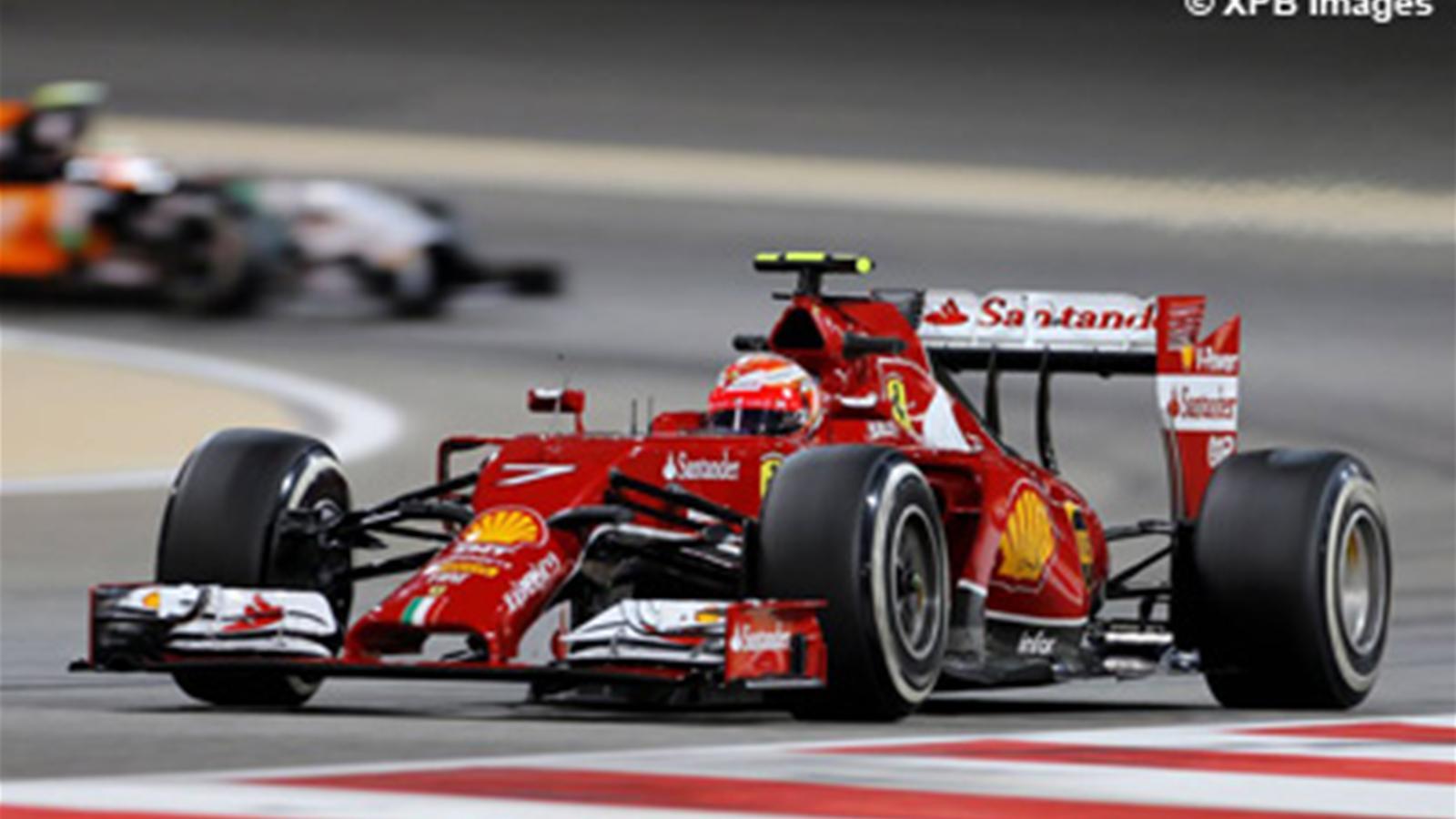 Journ e noire pour r ikk nen grand prix de bahre n 2014 formule 1 eurosport - Formule vitesse de coupe ...