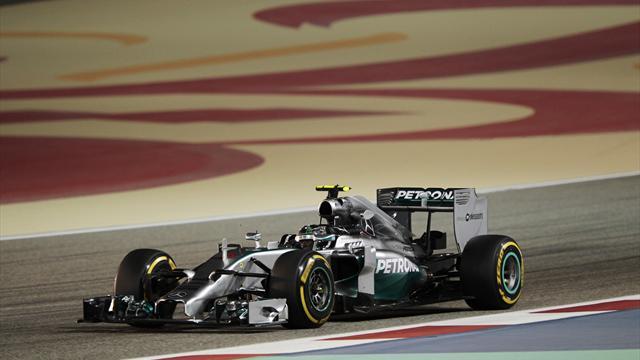 Rosberg given reprimand by FIA