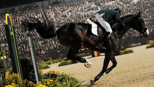 Jogos Equestres Mundiais - O grande palco internacional