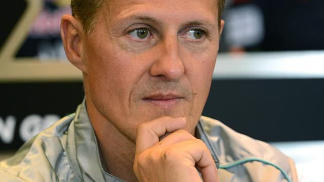 Michael Schumacher 'out of intensive care'