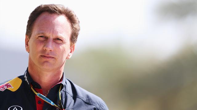 Horner soulagé de ne pas devoir gérer Hamilton et Rosberg
