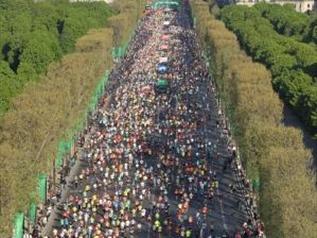 Pariski maraton na Eurosportu-Atletika
