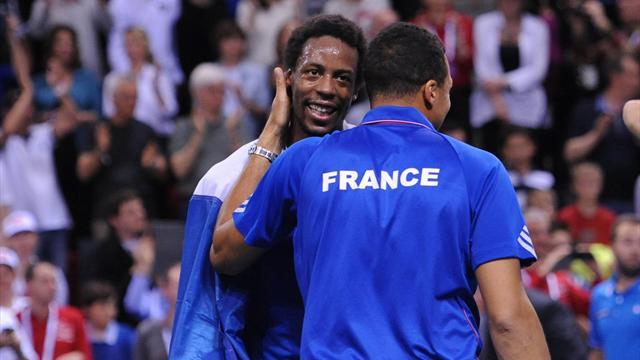 La France sauve sa peau