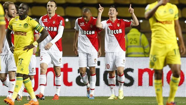 Pour Monaco, heureusement qu'il y a James Rodriguez