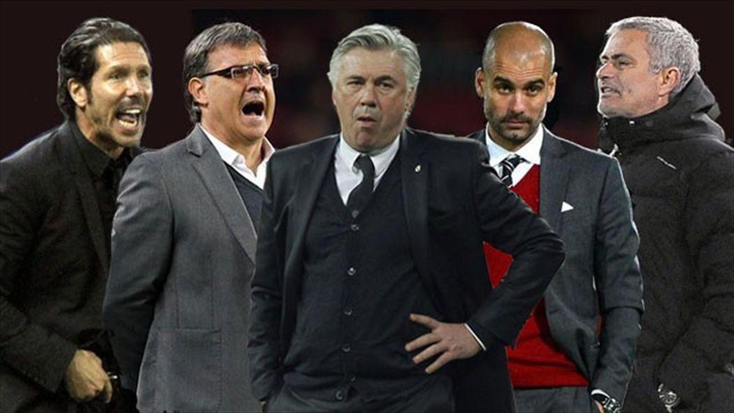 Los extremos en los que viven los entrenadores de cuartos de final ...