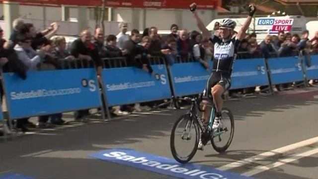 Contador sigue líder tras la exhibición de Tony Martin
