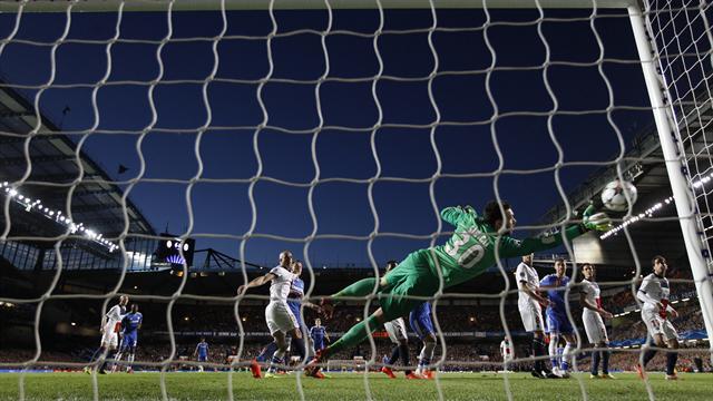 Le PSG éliminé en quart de finale après sa défaite à Chelsea (2-0)