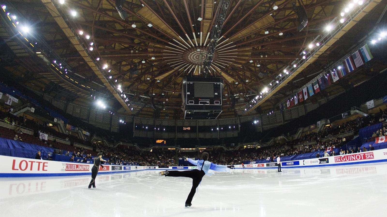 чемпионат мира по фигурному катанию сроки проведения
