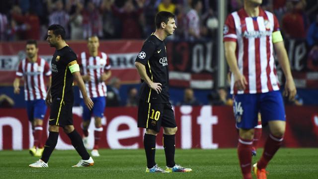 Quand ses stars sont quelconques, Barcelone l'est aussi