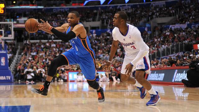 "Scott Brooks : ""Russell Westbrook est le meilleur meneur NBA"""
