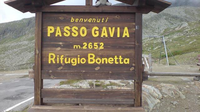 Le Giro se passera du Passo Gavia lors de l'étape reine