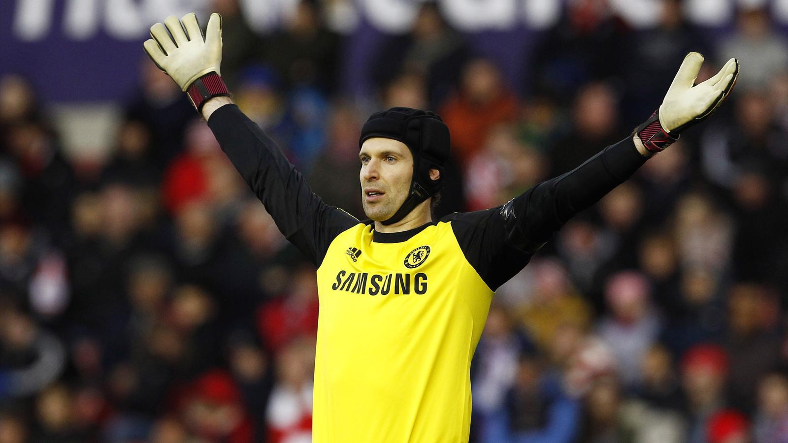 Petr Cech, Chelsea 2014