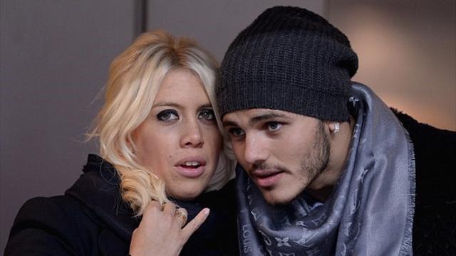 Жена Икарди: «Марадоне нужно пройти допинг-тест. Он одержим нами»