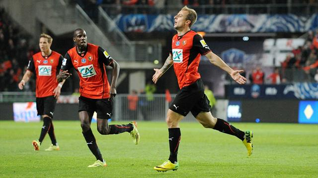En direct live rennes angers coupe de france 15 - Coupe de france live score ...