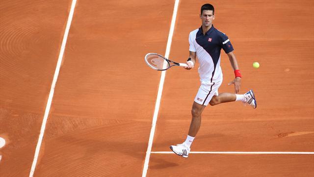 Tennis : Tennis�-�Masters Monte Carlo�-�Djokovic - Garcia-Lopez EN DIRECT