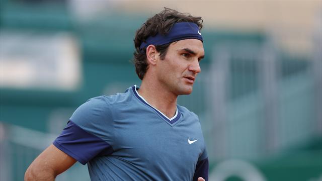 Tennis : Tennis�-�Masters Monte Carlo�-�Wawrinka - Federer EN DIRECT