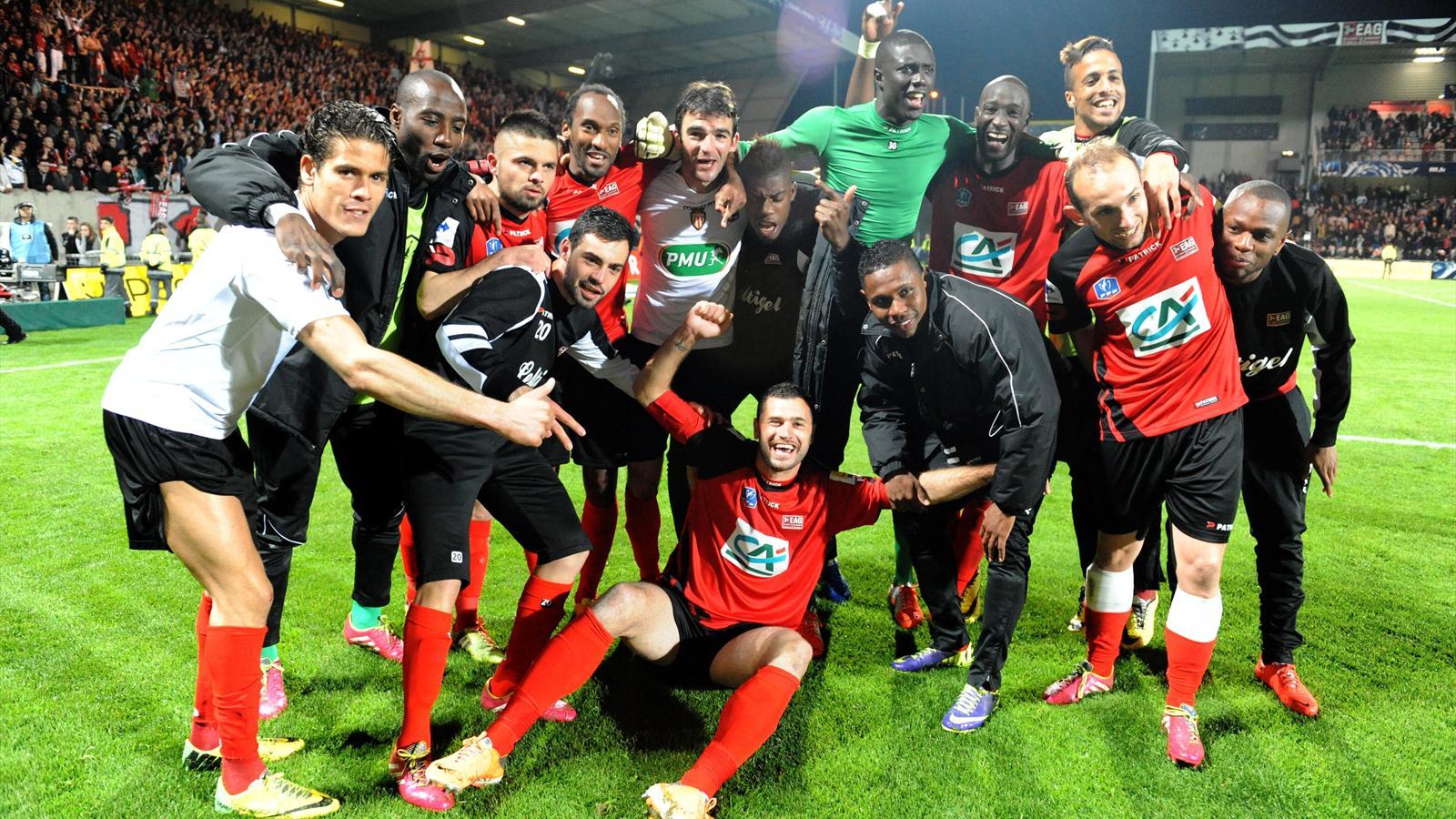 Coupe de france guingamp limine monaco 3 1 ap et d fiera rennes en finale coupe de - Coupe de france football calendrier ...