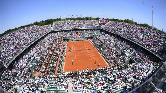 Roland Garros'ta 40 yıl sonra bir ilk