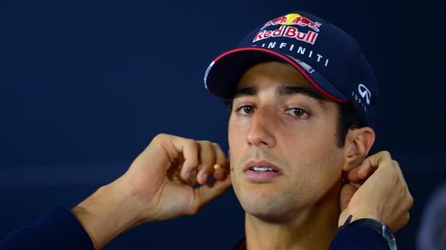 Ricciardo les consignes doivent tre respect es - Fix auto muret ...