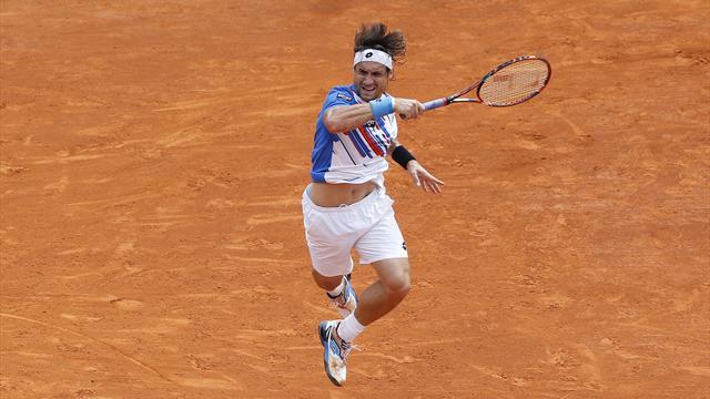 Tennis : Tennis�-�Masters Monte Carlo�-�Ferrer - Wawrinka EN DIRECT