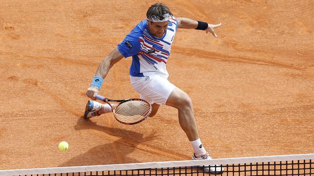 Masters 1000 – Monte-Carlo : Ferrer élimine Nadal en quart de finale (7-6, 6-4)