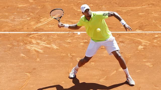 Tennis : Tennis�-�Masters Monte Carlo�-�Tsonga - Federer EN DIRECT