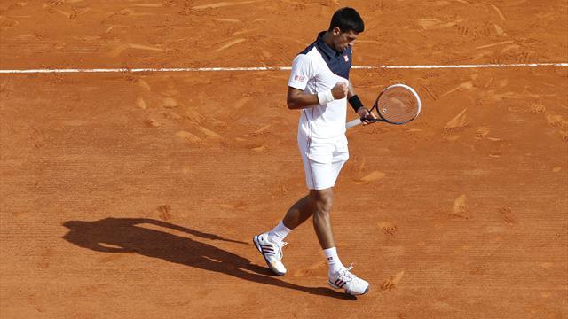 Il en fallait plus pour détourner Djokovic de Federer