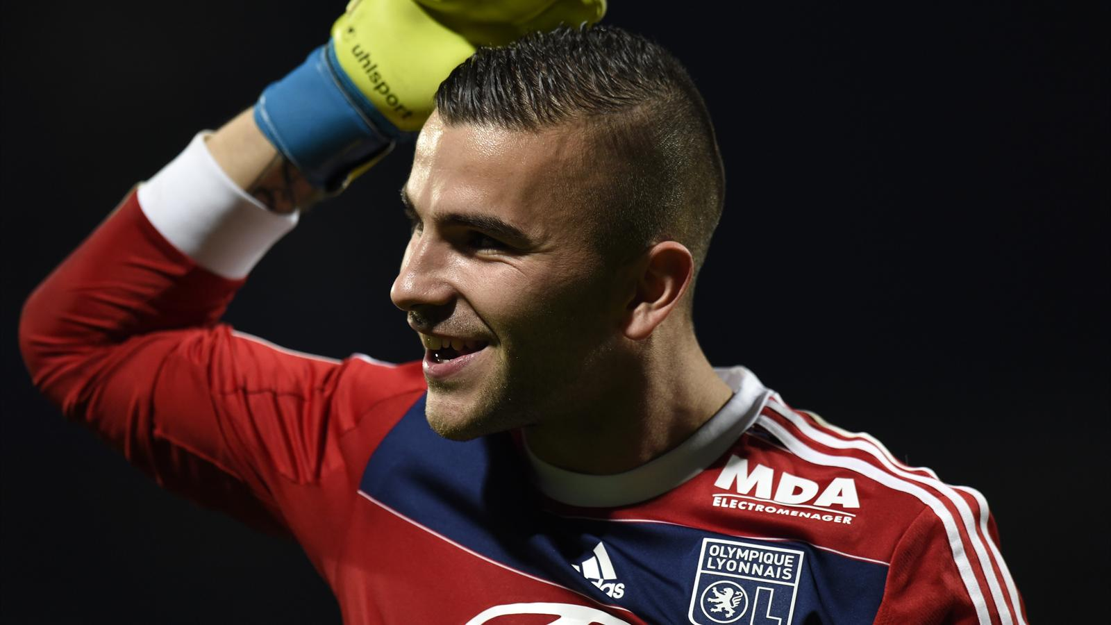 anthony lopes fiche joueur football eurosport