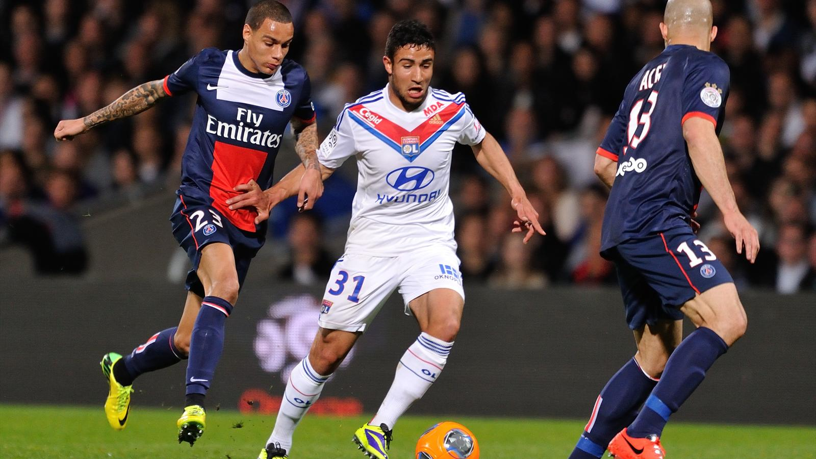 Psg lyon les quipes probables coupe de la ligue 2013 2014 football eurosport - Coupe de la ligue 2013 14 ...