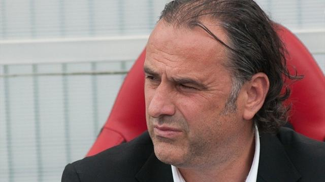 Божович возглавил тульский «Арсенал»