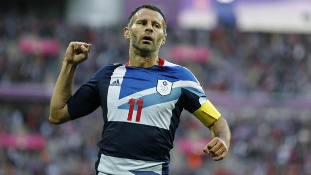 English Football Association wants British team at Rio Olympics