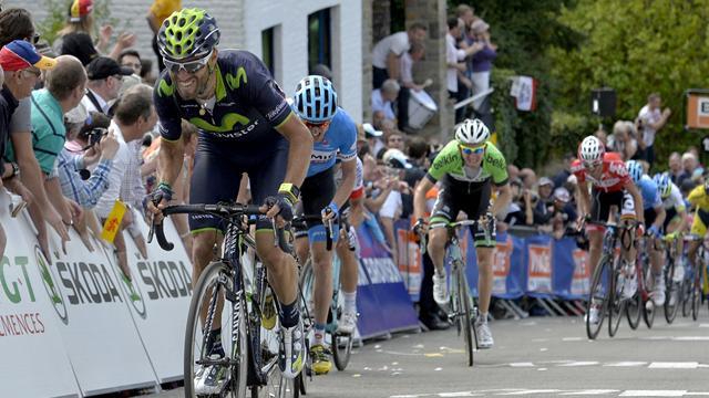 Valverde était très pressé