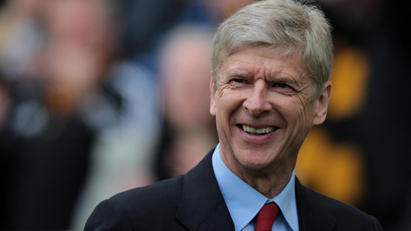 Arsène Wenger (Arsenal) - avril 2014