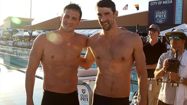 Olympiasieger Lochte während Doping-Sperre ins Big-Brother-Haus