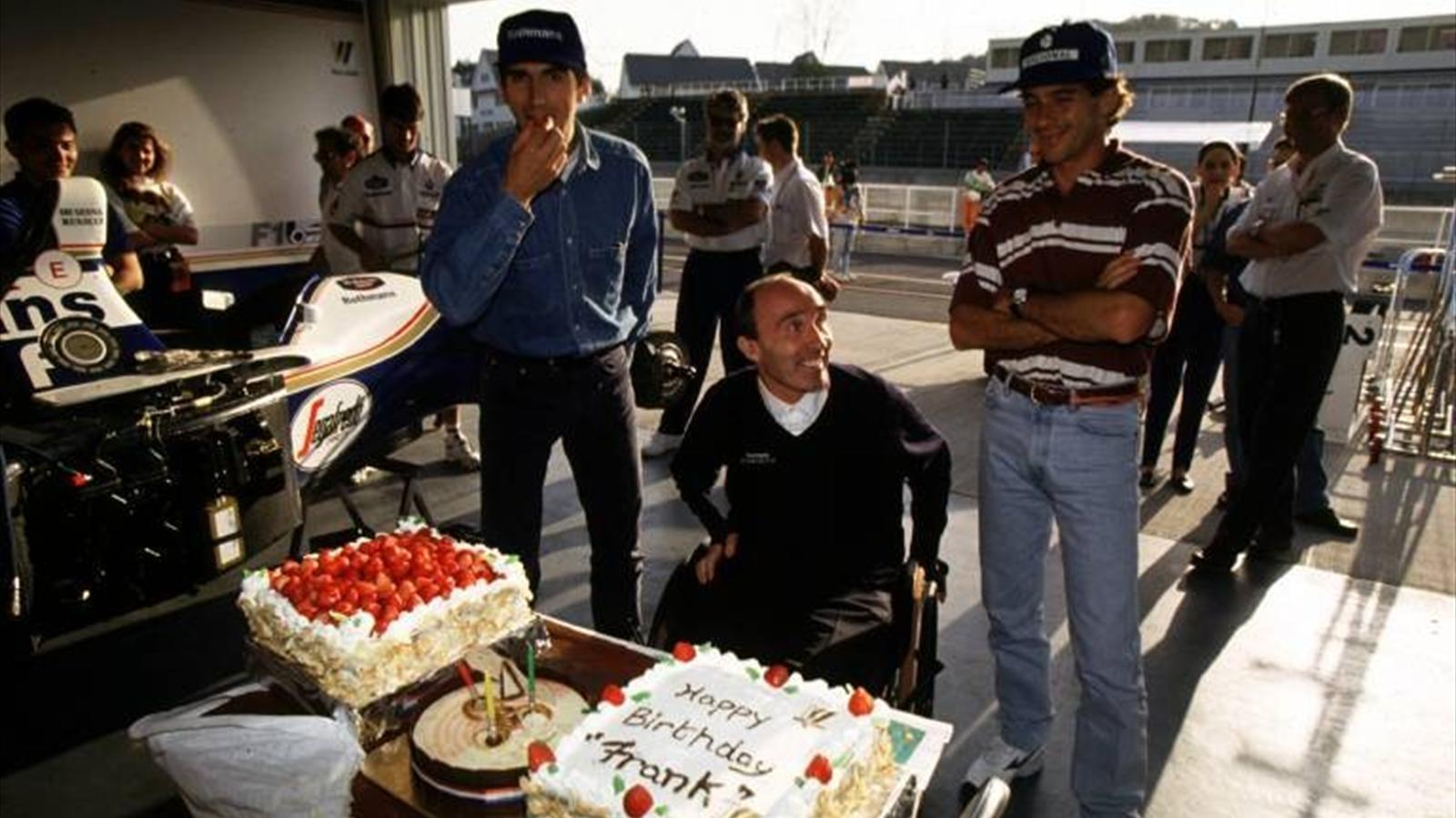 Senna's death: Hill still full of disbelief 20 years on - Formula 1 - Eurosport Australia