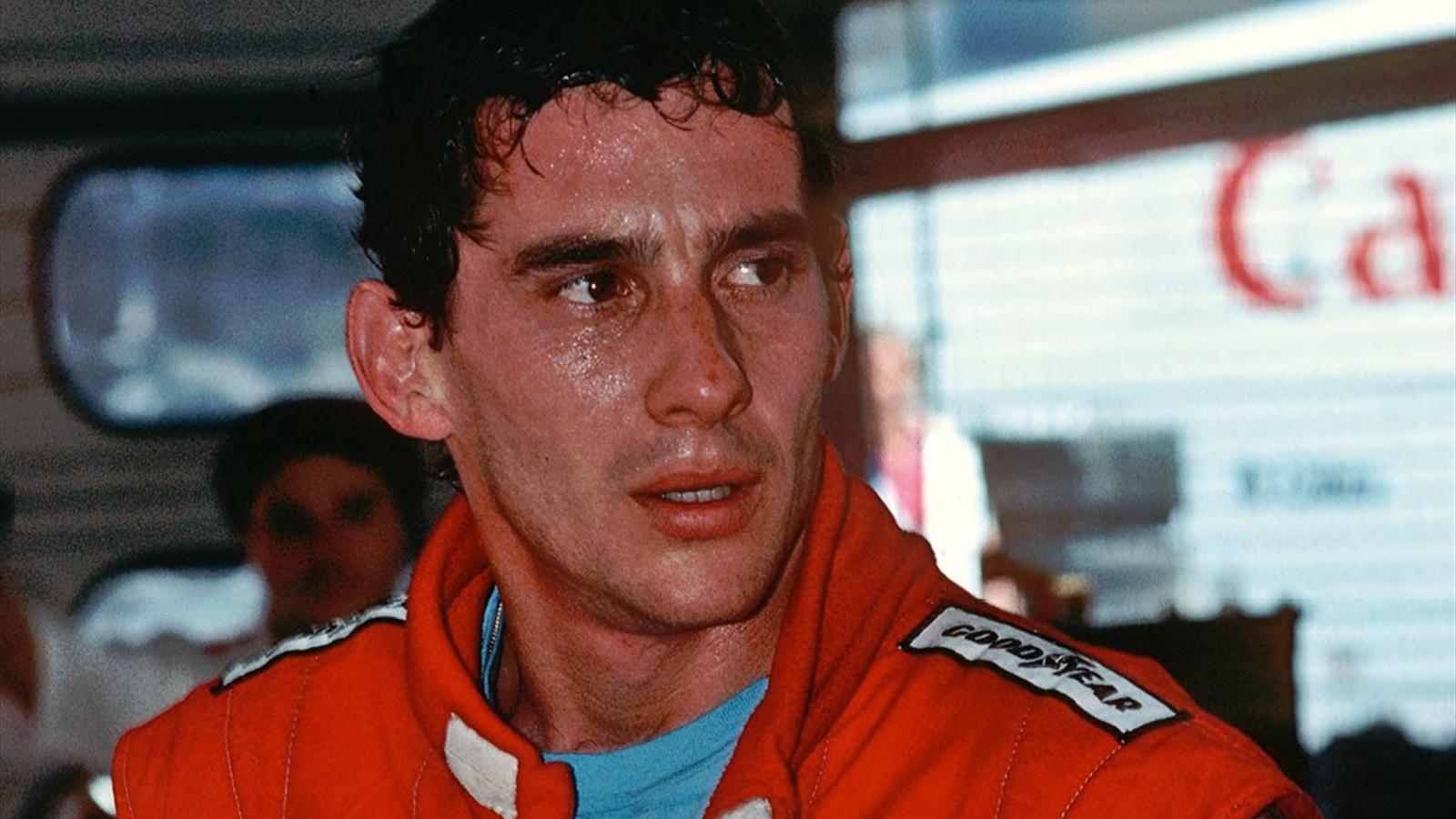 Ayrton Senna (McLaren) - Grand Prix d'Allemagne 1988 - Paul-Henri Cahier